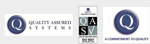 QA Logos
